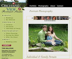 Orchard View Photo Studio